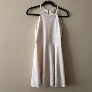 Mossimo Supply Co. Ivory Lace  Dress NWOT